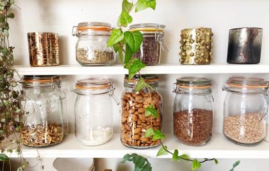 Jars ingredeints edit